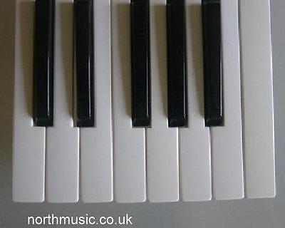 Yamaha DX7, DX7S, DX7 II, SY77, SY85 Keys - GRADE B STOCK