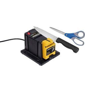 Affila coltelli elettrico professionale universale affilatrice punte trapano 96W