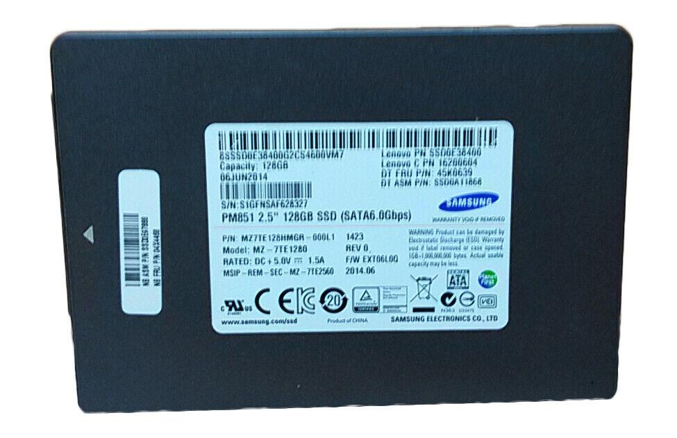 Samsung MZ-7TE1280 PM851 128GB 2.5
