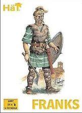 HaT Miniatures 1/72 FRANKS Ancient Barbarian Warriors Figure Set
