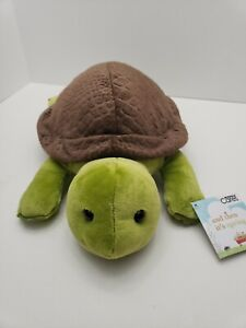 Kohl-s-Cares-Turtle-Plush-Green-Brown-Stuffed-Animal-And-Then-It-s-Spring-14-034