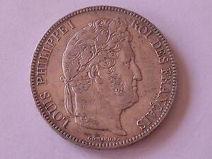 5-Francs-Louis-Philippe-Ier-1839-W