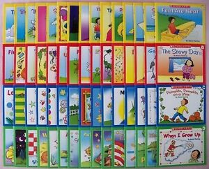 Childrens-Books-Phonics-Set-First-Little-Kindergarten-Grade-Homeschool-Lot-60