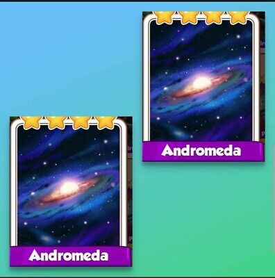 Coin master Card Andromeda Fastest Delivery