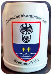 Bundeswehr-Bierkrug-NschKp-Nachschubkompanie-320-Bremen-Vahr-PREIS