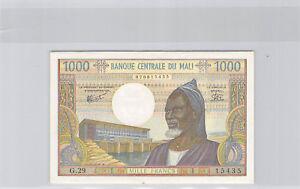 Mali-1000-Francs-ND-1970-1984-G-29-n-070615435-Pick-13l