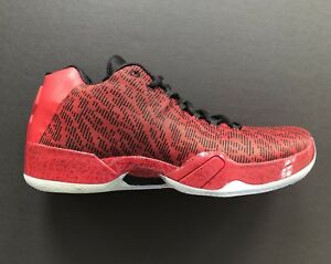 67ad2b4ec2c028 Nike Air Jordan XX9 29 Low Jimmy Butler PE Gym Red Flyknit 855514 ...