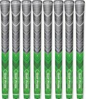 Authentic 8 Golf Pride MCC PLUS4 Green Golf Grips Standard FREE SHIPPING