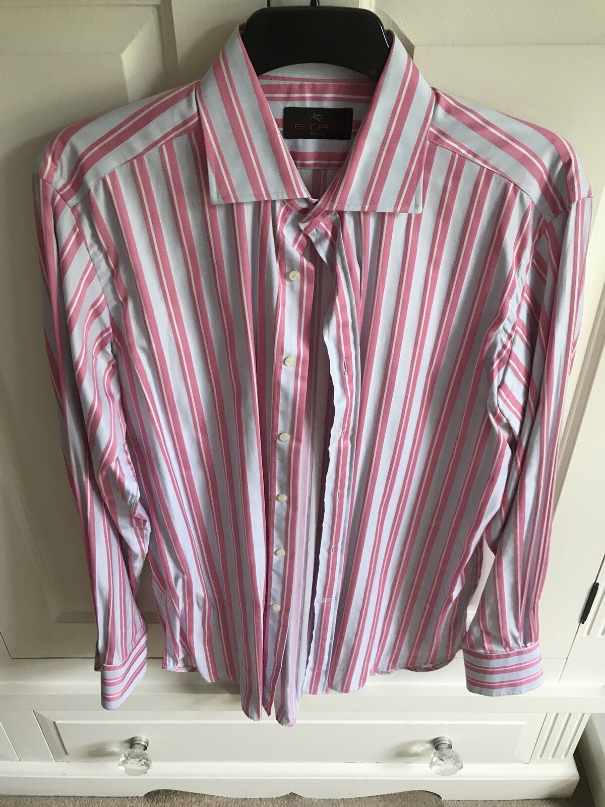 e1c2885f GENTS ETRO MILANO SHIRT LONG SIZE 42 SLEEVED oghjrs26240-Casual ...
