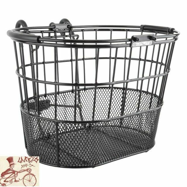 Sunlite Standard Mesh Bottom Light-Off Basket w// Bracket