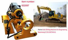 Line Boring Machine Engineering Mechanical For Excavating Machinery Handheld Us