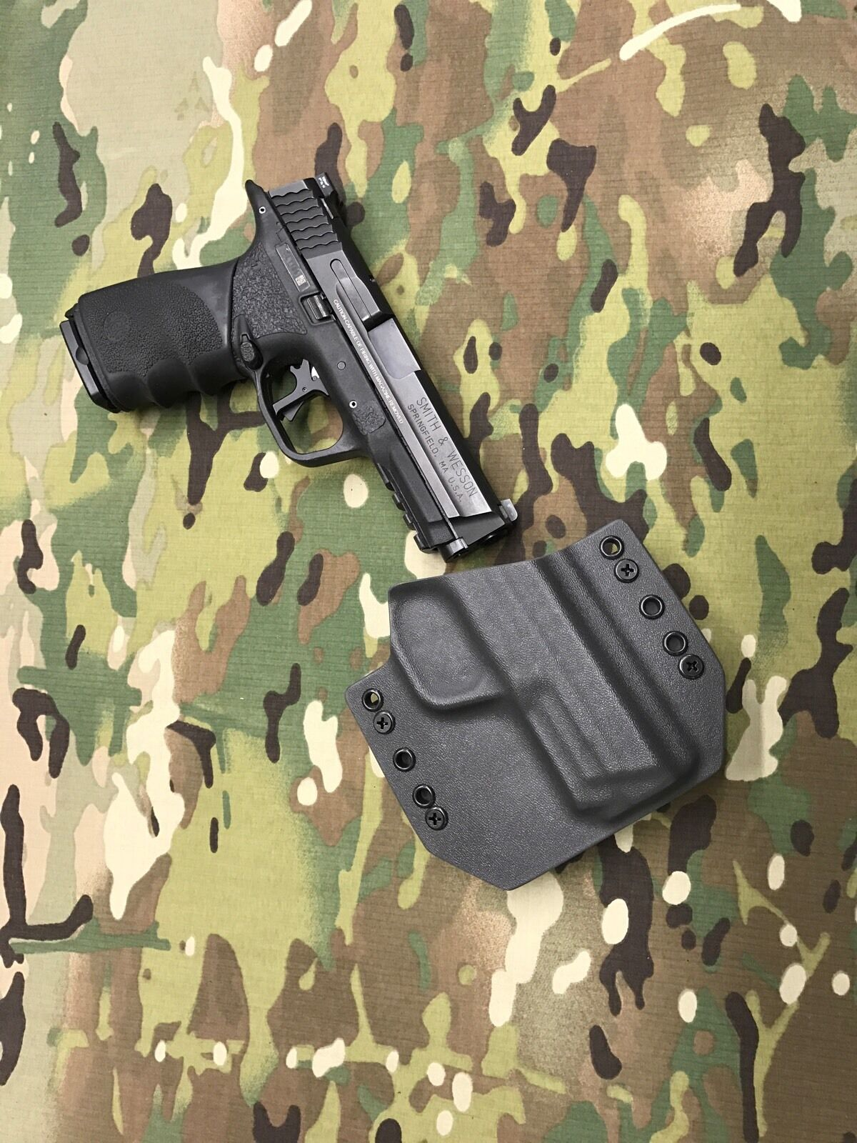 Armor grau Kydex Holster M&P 2.0 Full 9/40 Größe 9/40 Full dbac51
