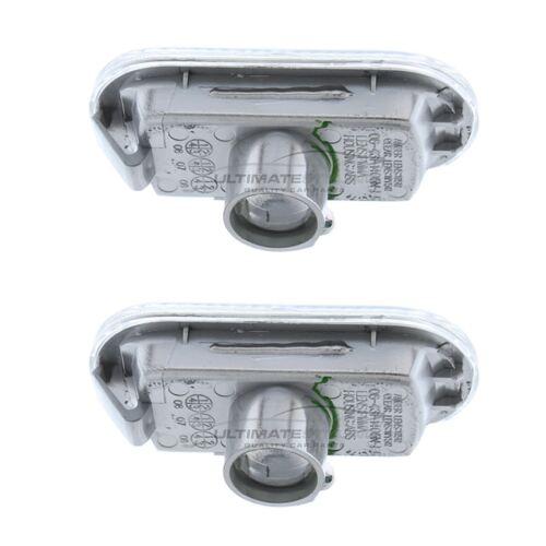 Ford C-Max 2007-2011 claro par repetidores indicador de Lado Izquierda /& Derecho