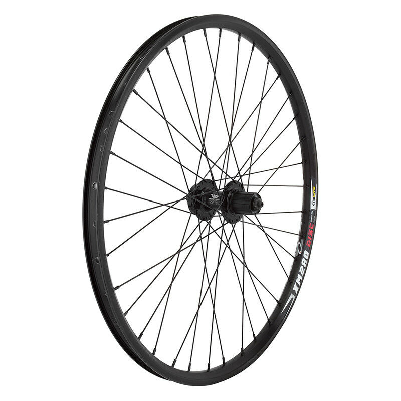 WM Wheel Rear 26x1.5 559x21 Wei Xm280 Disc Bk 36 Wm Mt2000 8-10scas 6b Bk 135mm1