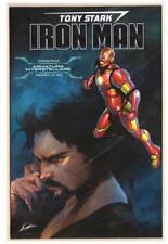 TONY STARK IRON MAN n. 1 - 9/20 ARMATURA INTERSTELLARE - VARIANT LUCCA 2018