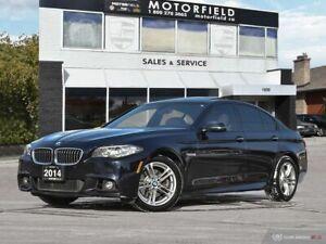2014 BMW Série 5 528i xDrive AWD M Sport Package *Navi/Cam/Certified*