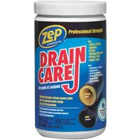 Zep Commercial Crystal Drain Cleaner