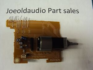 Harman Kardon AVR 10 Receiver Volume Control Board. Parting Out Entire AVR 10