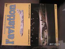**a Encyclopédie illustré de l'aviation n°170 Transport aérien  Douglas A-3 B-66