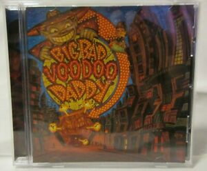 Details About Big Bad Voodoo Daddy By Big Bad Voodoo Daddy Cd Oct 1998 Interscope Usa