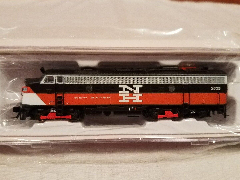 Tren Tren Tren de clase n rapido 15507 EMD fl9 NH Eder - 5 3523, equipo de sonido DCC 2025. 512
