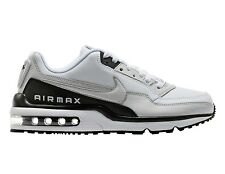 Nike Air Max LTD 3 Mens 687977-103 White Grey Black Running Shoes Size 7.5