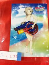 Senran kagura PBS card Japan Marvelous Illustration Peach Beach Splash Kafuru 63