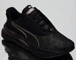 Details about Puma LQDCell Shatter XT Luster Womens Black Casual Lifestyle  Shoes 192681-01