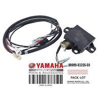 Yamaha Cdi Unit Assembly 99999-03255-00