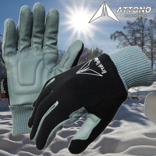 5-11 Langlaufhandschuhe von ATTONO Langlauf Handschuhe Herren Damen Kinder Gr