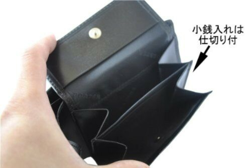 YOSHIDA PORTER SHEEN WALLET 110-02920 Black With tracking From JP