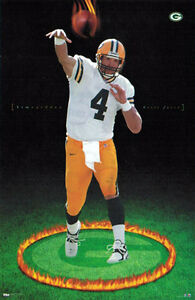 Brett-Favre-ARMAGEDDON-1998-Green-Bay-Packers-Costacos-Brothers-POSTER