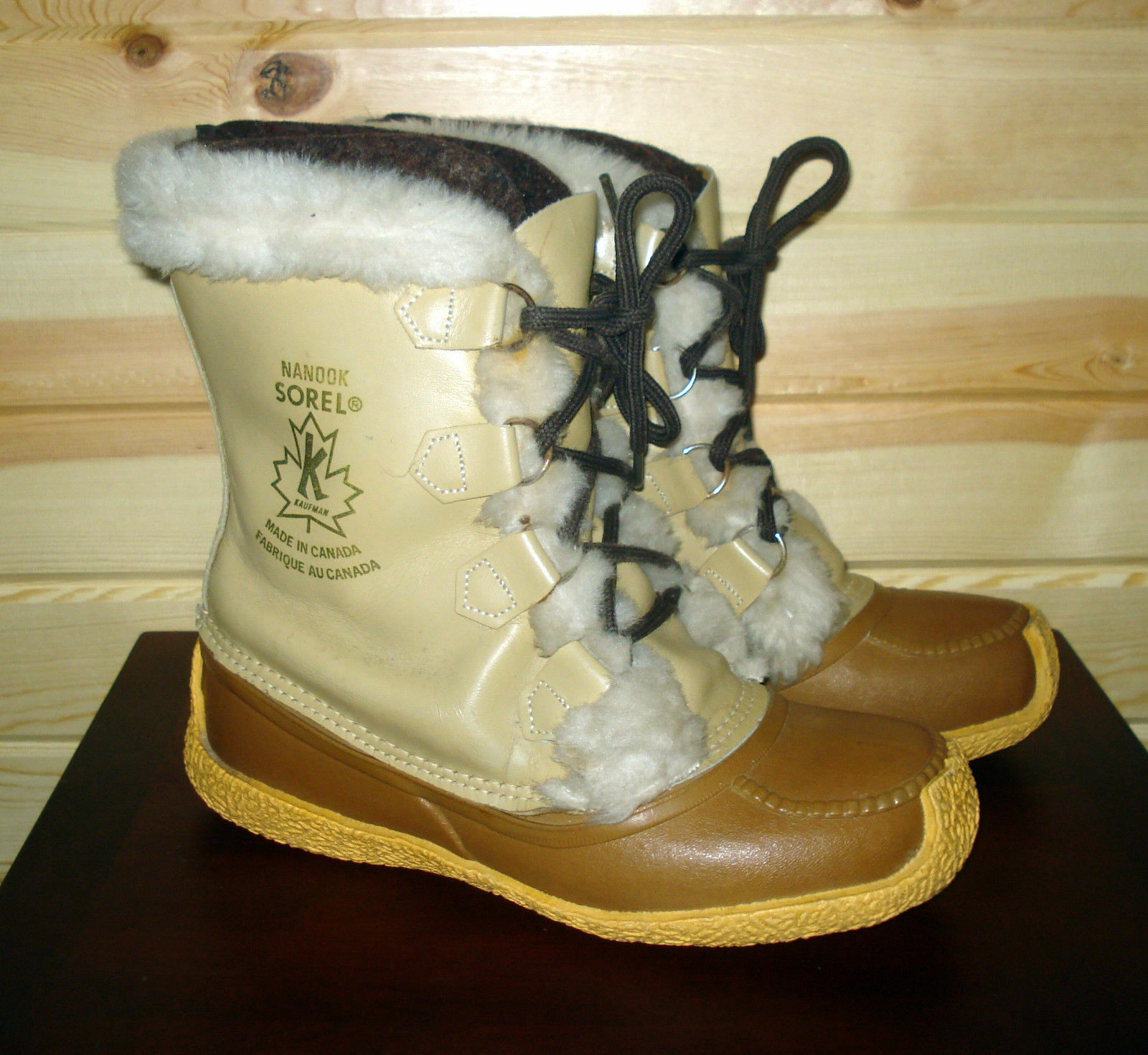 SOREL NANOOK Donna Insolated 10