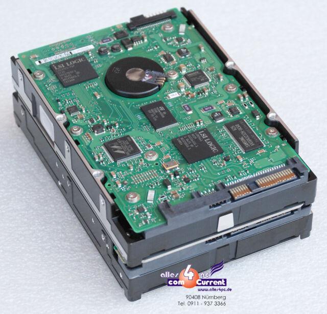 73 GB SAS SCSI HDD FESTPLATTE HARD DISK DRIVE SEAGATE 15K ST373454SS SERVER MM
