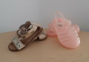 Girls Shoes Bundle ZARA Sandals