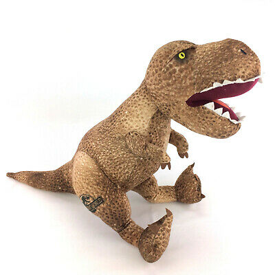 Aurora Monkey Stuffed Animal, Jurassic World Plush Dinosaur Tyrannosaur T Rex Park Stuffed Animal 27 Doll Toy