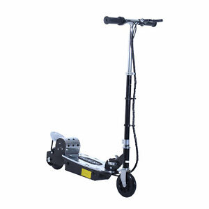 33-9-034-to-37-8-034-Electric-E-Scooter-8-mph-Motorized-Battery-Powered-Foldable-Black