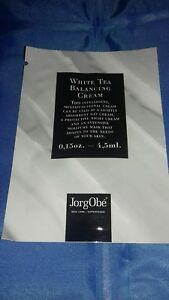 WHITE TEA BALANCING CREAM BY  JORG OBE - Norwich, United Kingdom - WHITE TEA BALANCING CREAM BY  JORG OBE - Norwich, United Kingdom