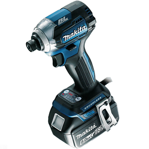 Details about Makita TD170DZ impact driver Blue TD170DZ 18V body only  Latest made in japan