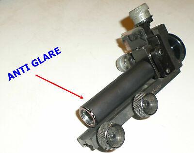 Anschutz 6834 sight adjustable  metal item diopter rail 11 mm sight  set diopter