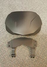 Genuine Full Six Carbon Fibre Headlight Cowl, Screen, Fairing, Ducati Scrambler