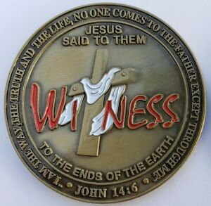 witness challenge coin