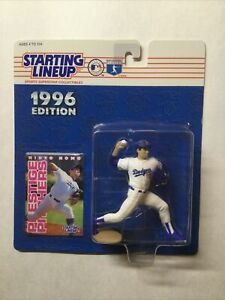 Hideo Nomo Starting Lineup 1996 Edition On Card Sealed MLB Kenner