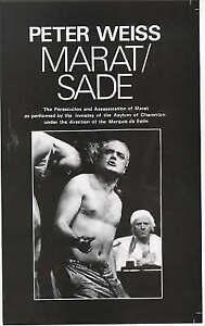 Marat-Sade-by-Weiss-Peter-Author-ON-Oct-01-1969-Paperback-Weiss-Peter-U