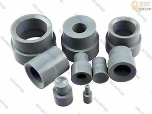 9 Pcs 18 Size Lens Repair Tool Ring Removal Rubber For