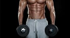 Cybergenics Total Bodybuilding System Workout DVD Video Training Manual