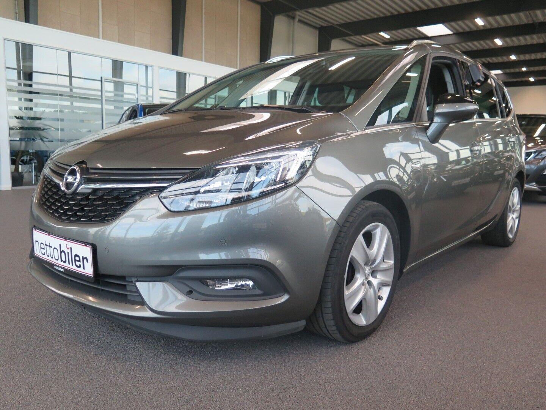 Opel Zafira Tourer 2,0 CDTi 170 Enjoy aut. 5d