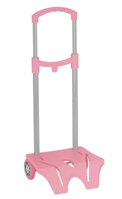 e888af3f80 Carrello per Zaino Seven Easy Trolley Rosa Max. 15 kg Porta Cartella ...