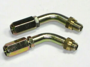 2-each-elbow-for-Keihin-PWK-carb-30mm-28mm-throttle-cable-adjuster-turn-out