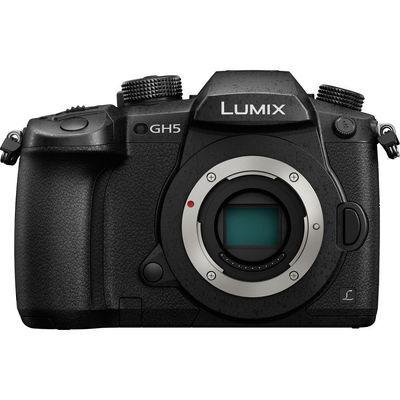 Brand NEW Panasonic Lumix DMC-GH5 20MP Body Digital Camera IN BOX